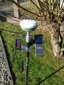 Read more about the article Odbiornik GPS RTK SL800 + Dalmierz